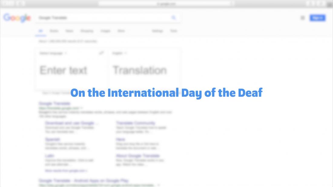 Thumbnail for The Silent Translator