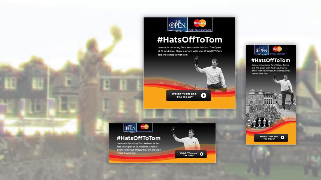 Thumbnail for #HatsOffToTom
