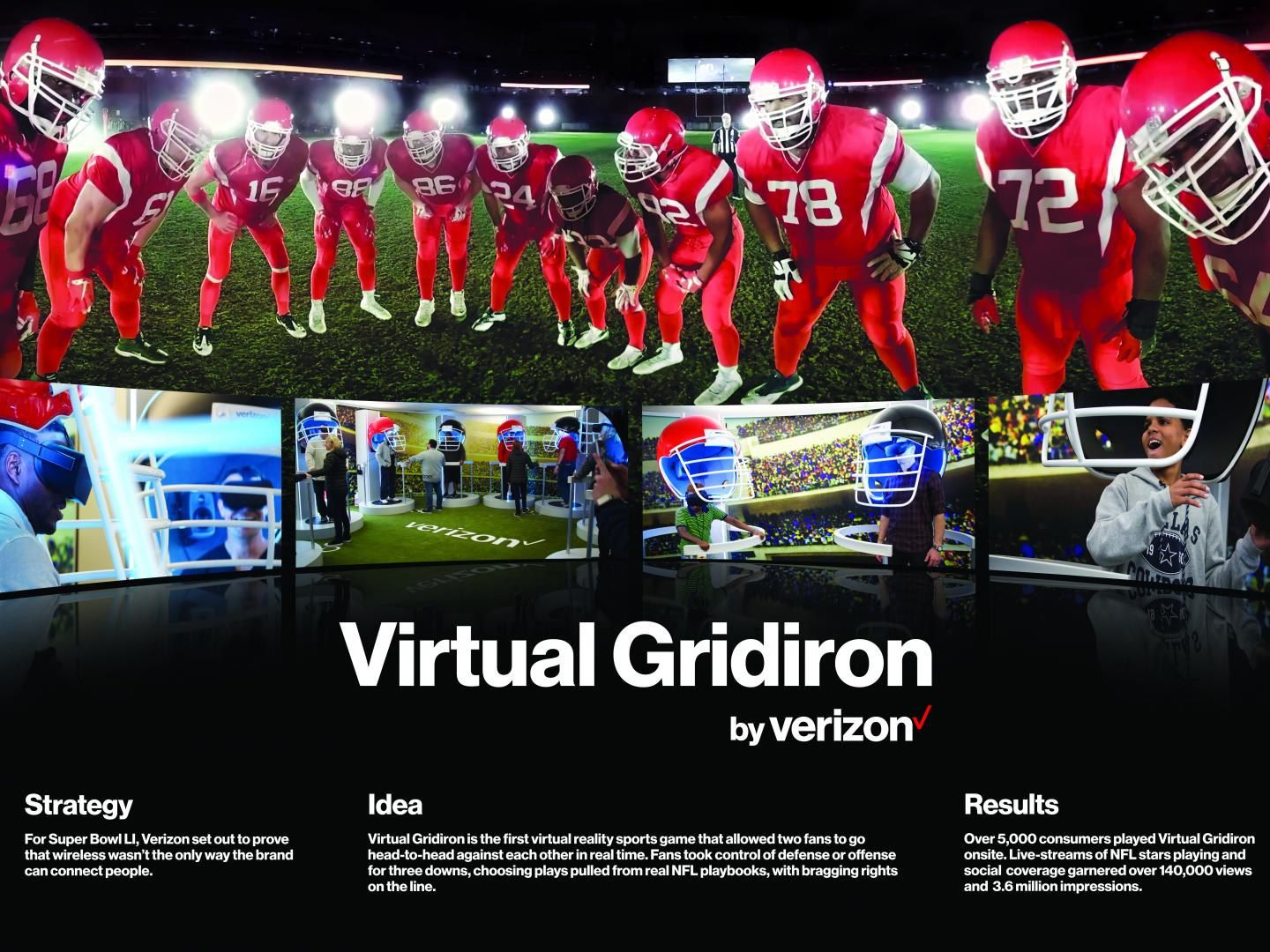 Virtual Gridiron Thumbnail