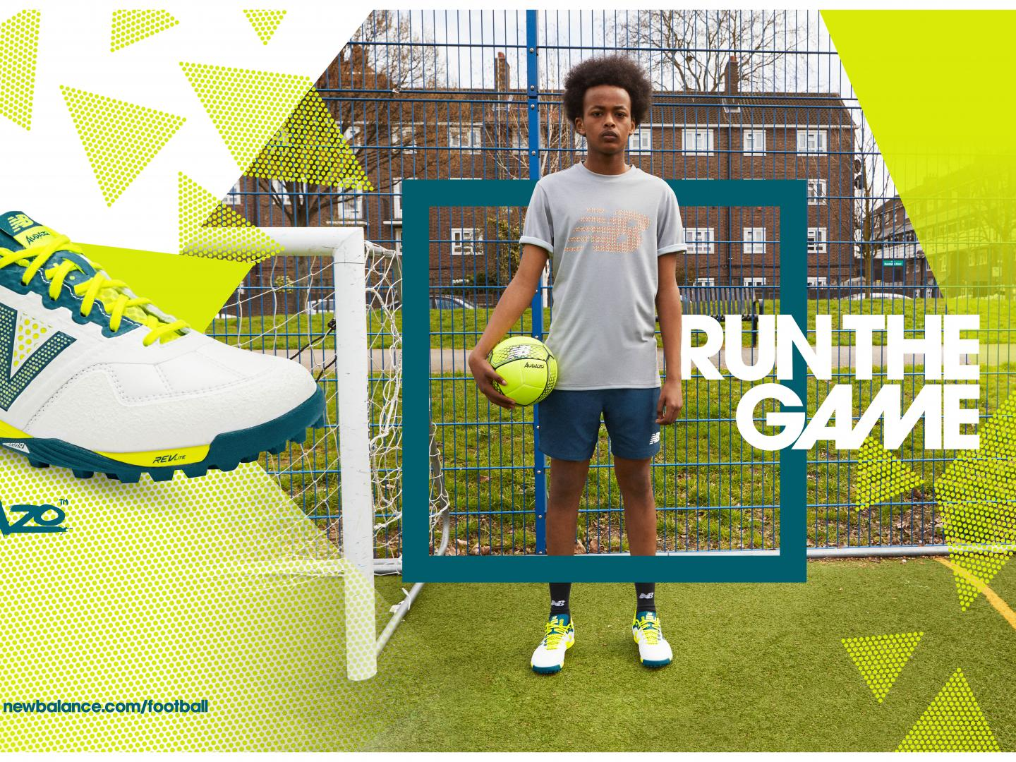 New Balance Football - Audazo Launch Thumbnail
