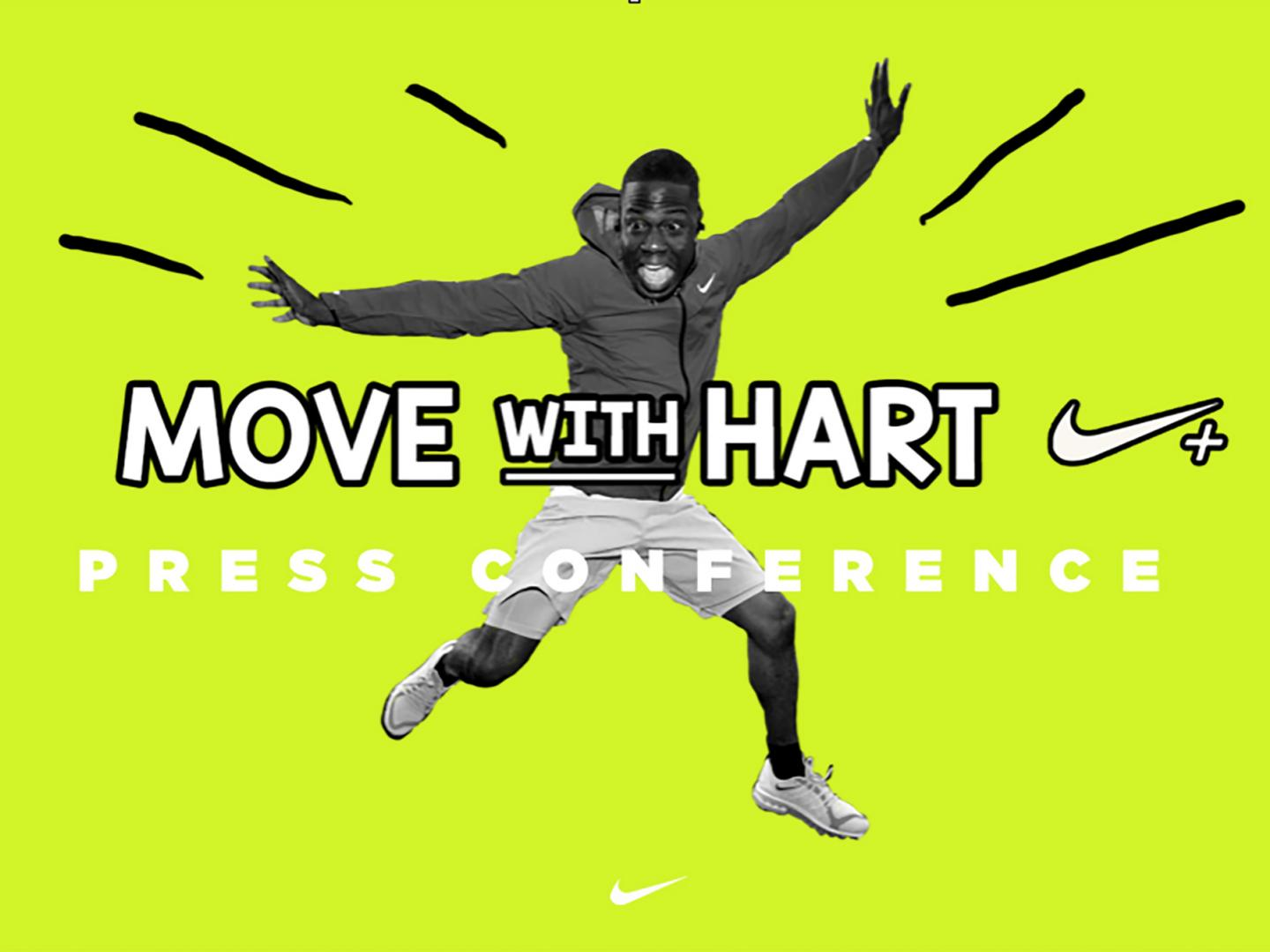 Kevin Hart Press Conference Thumbnail
