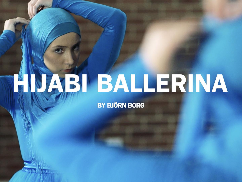 Hijabi Ballerina Thumbnail