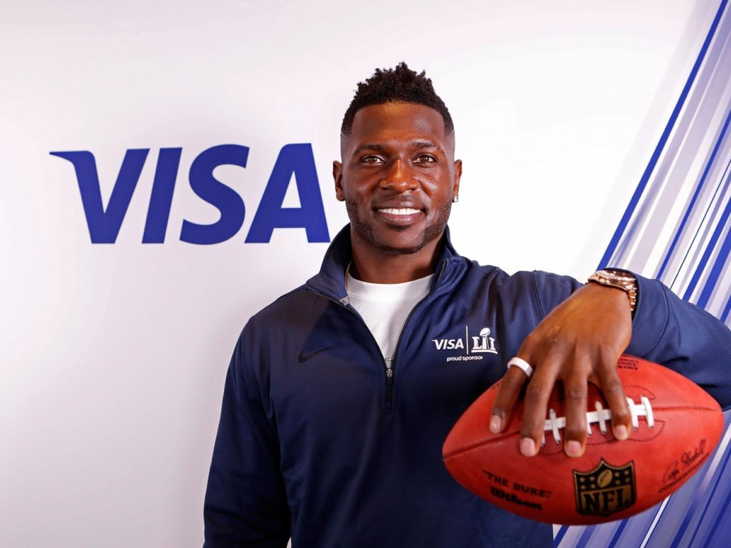 Visa and the NFL, a 20-Year Partnership  Thumbnail