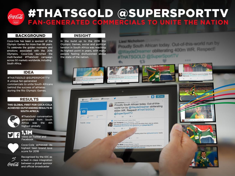 #ThatsGold @SuperSportTV Thumbnail