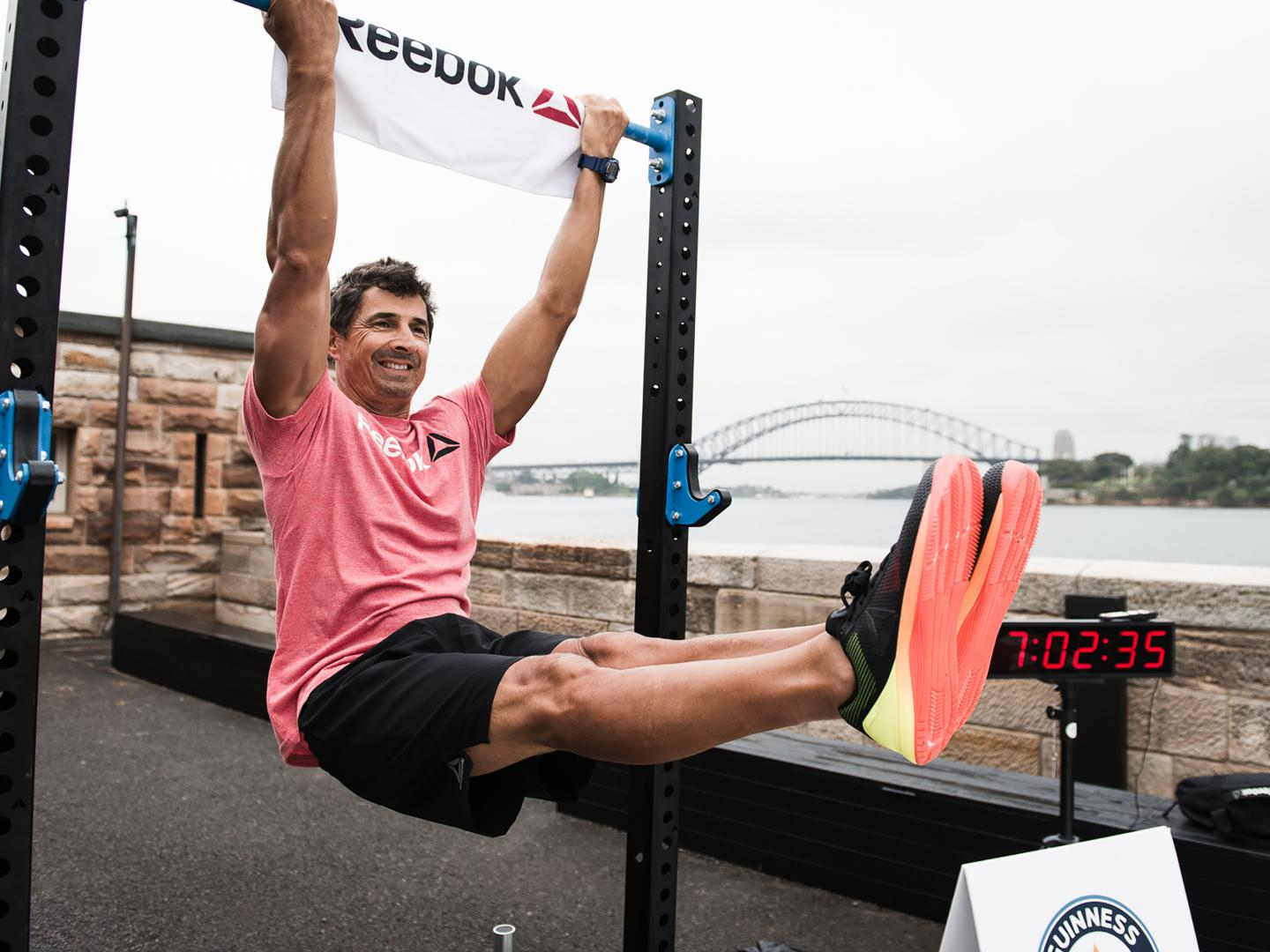 Reebok Nano 7 Guinness World Records Thumbnail