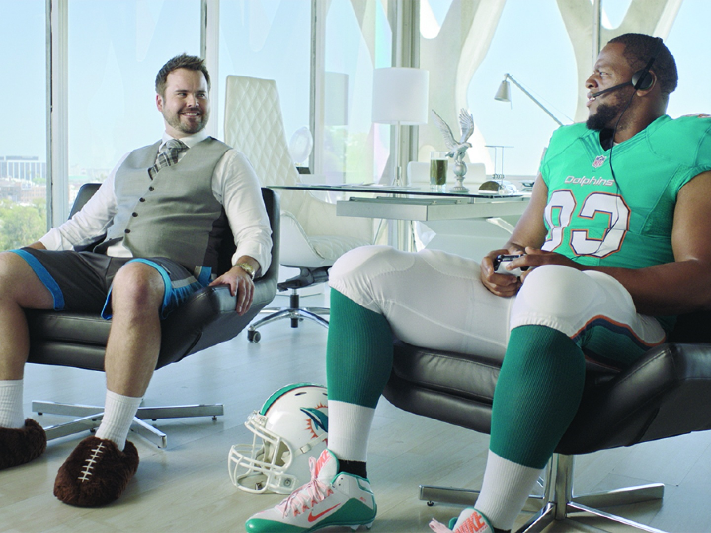 Image for NFL on Xbox: Making Friends with Ndamukong Suh