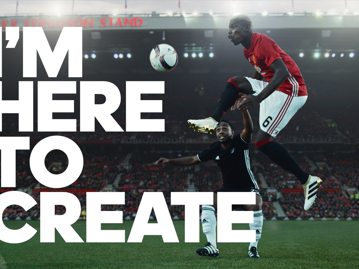 Football Needs Creators ft. Paul Pogba Thumbnail