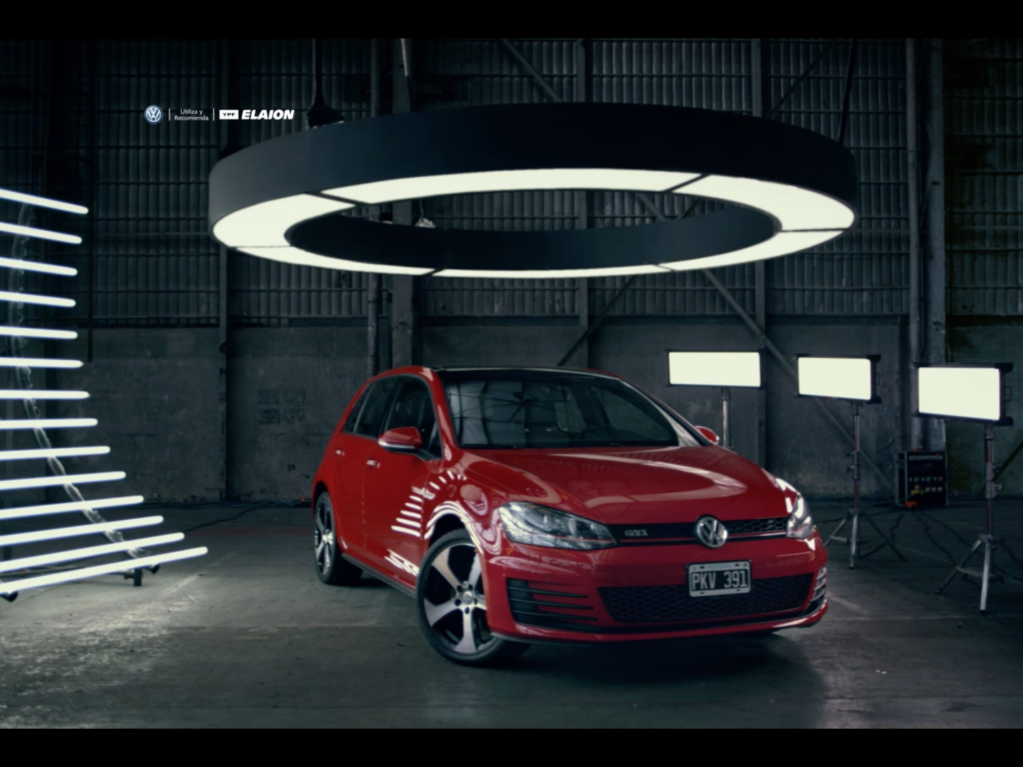Image for Golf GTI - Fast Film - Slow motion