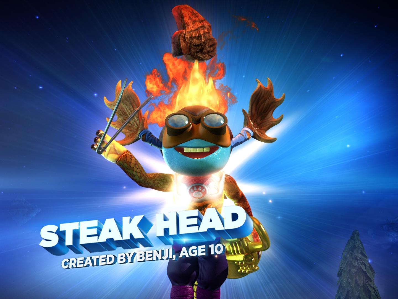 Meet Steakhead Thumbnail