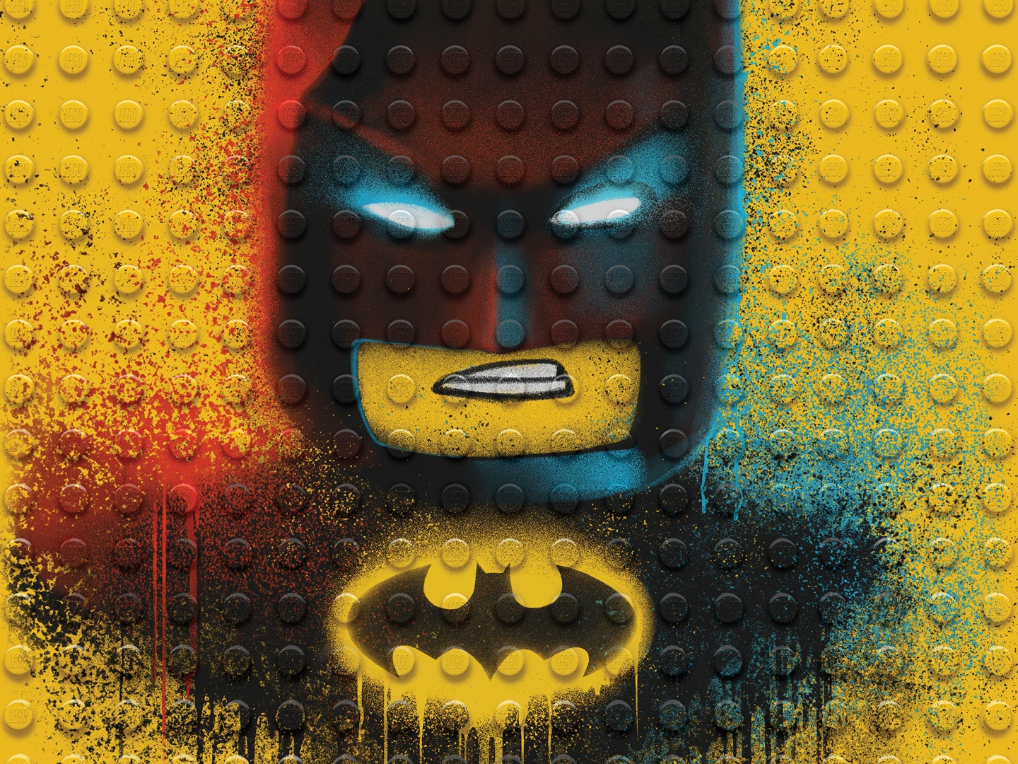 Image for The LEGO Batman Movie - Graffiti Wild Postings | Batman