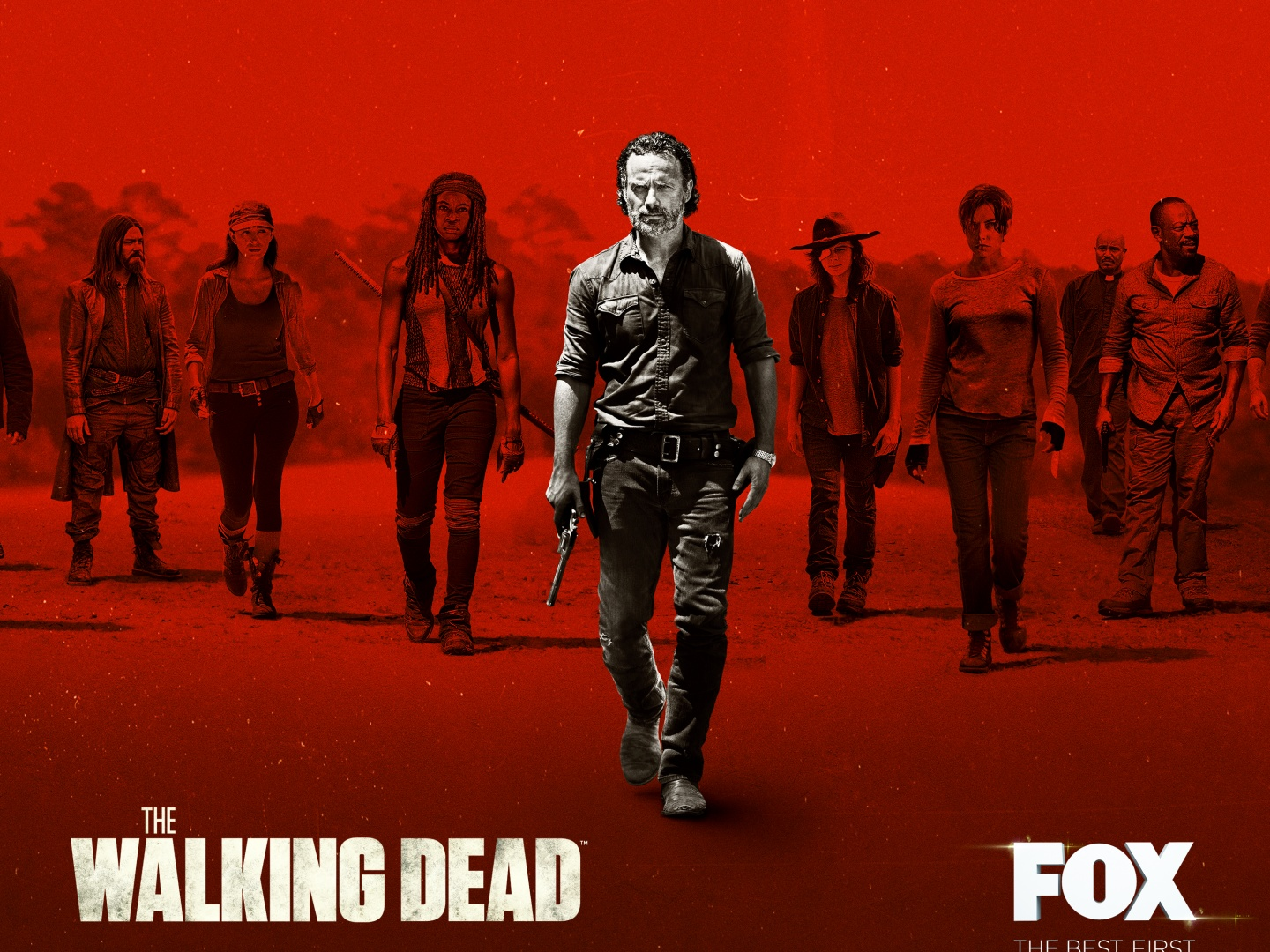 FOX – The Walking Dead Mid-Season Break Campaign Thumbnail