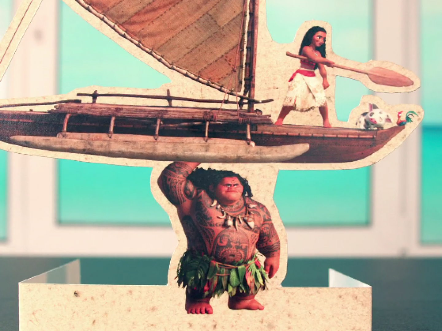 Moana - Paper Doll Chronicles Thumbnail