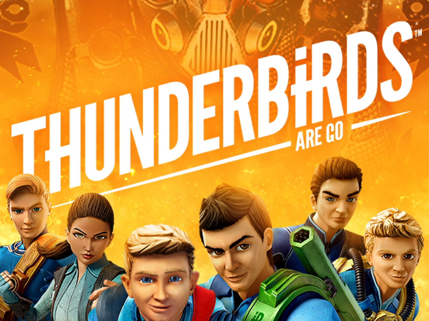Thunderbirds Are Go!: Long Form Trailer Thumbnail