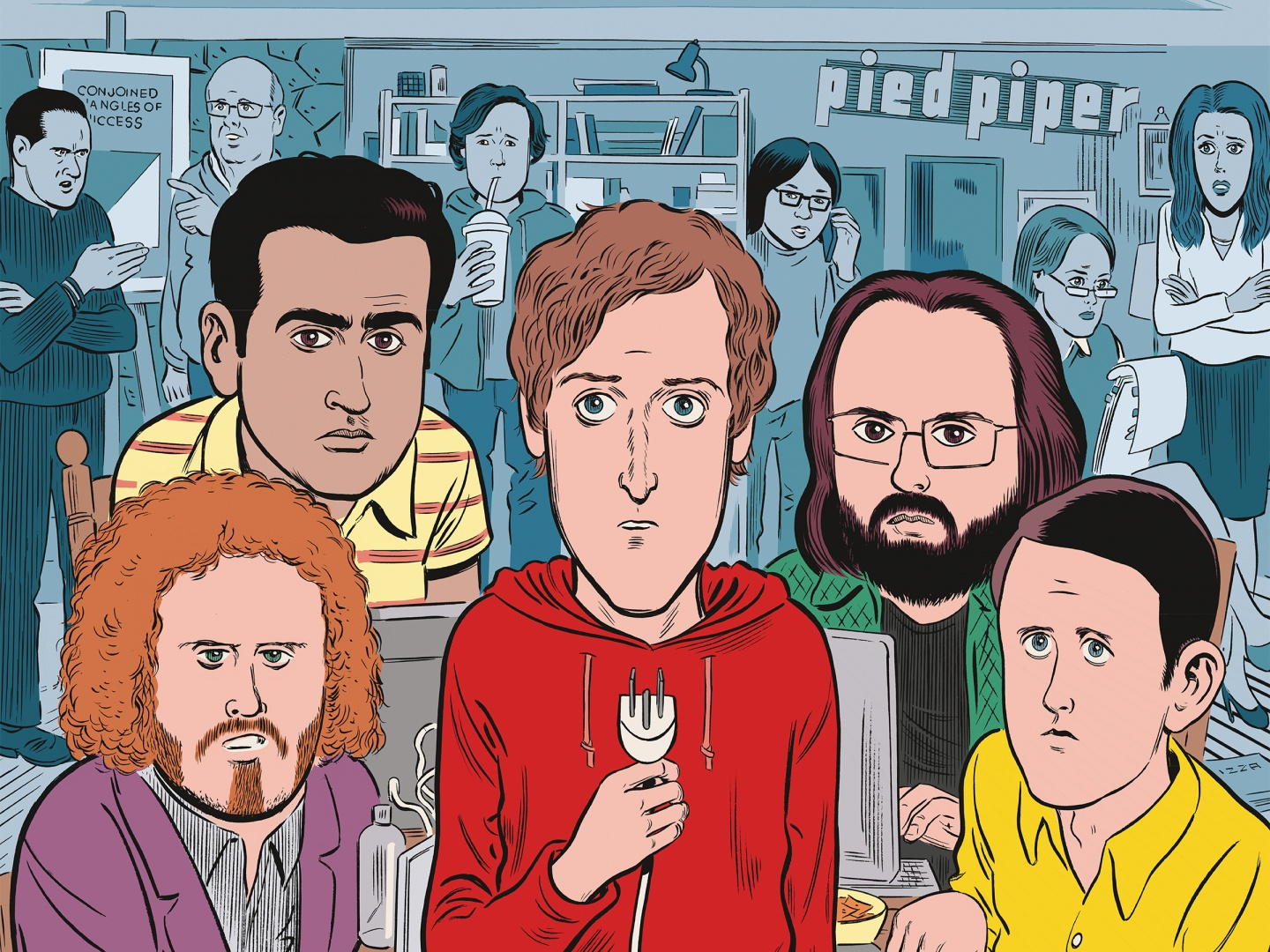 Silicon Valley - Season 4 Thumbnail
