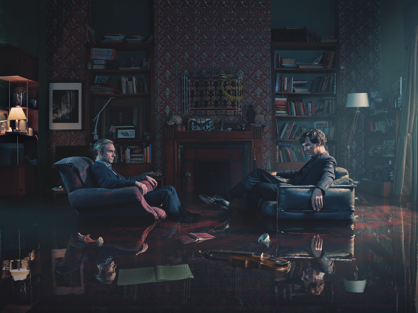 Sherlock 'It's Not a Game Anymore' Thumbnail