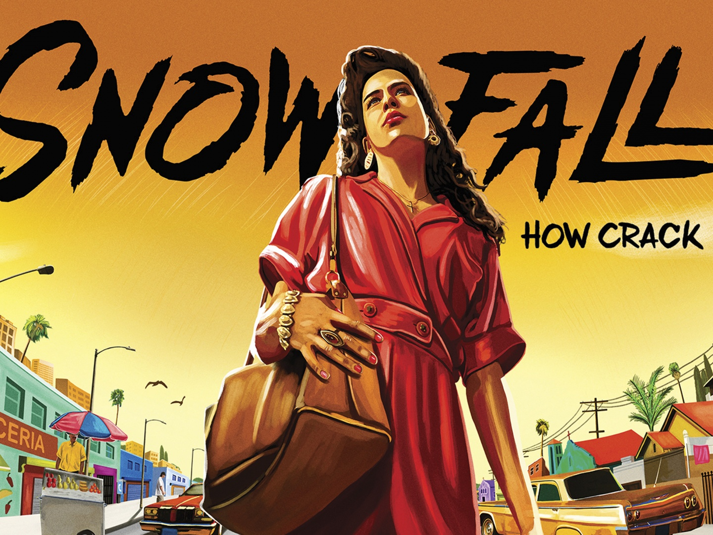 Image for Snowfall billboard (Lucia)