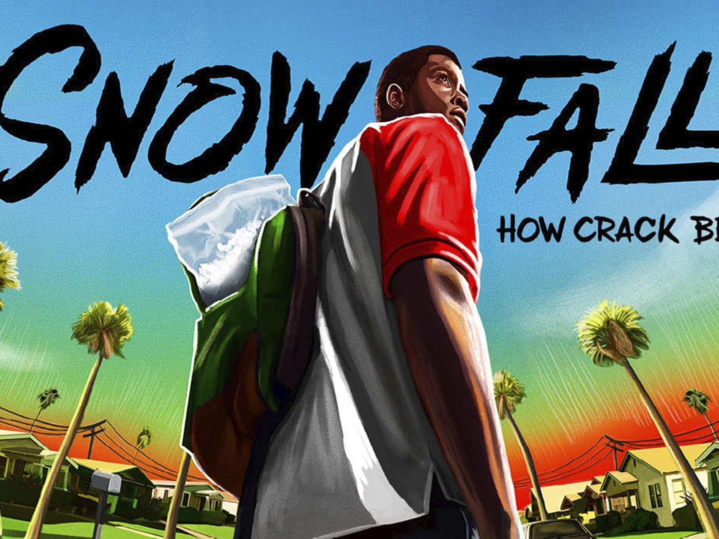 Image for Snowfall billboard (Franklin)
