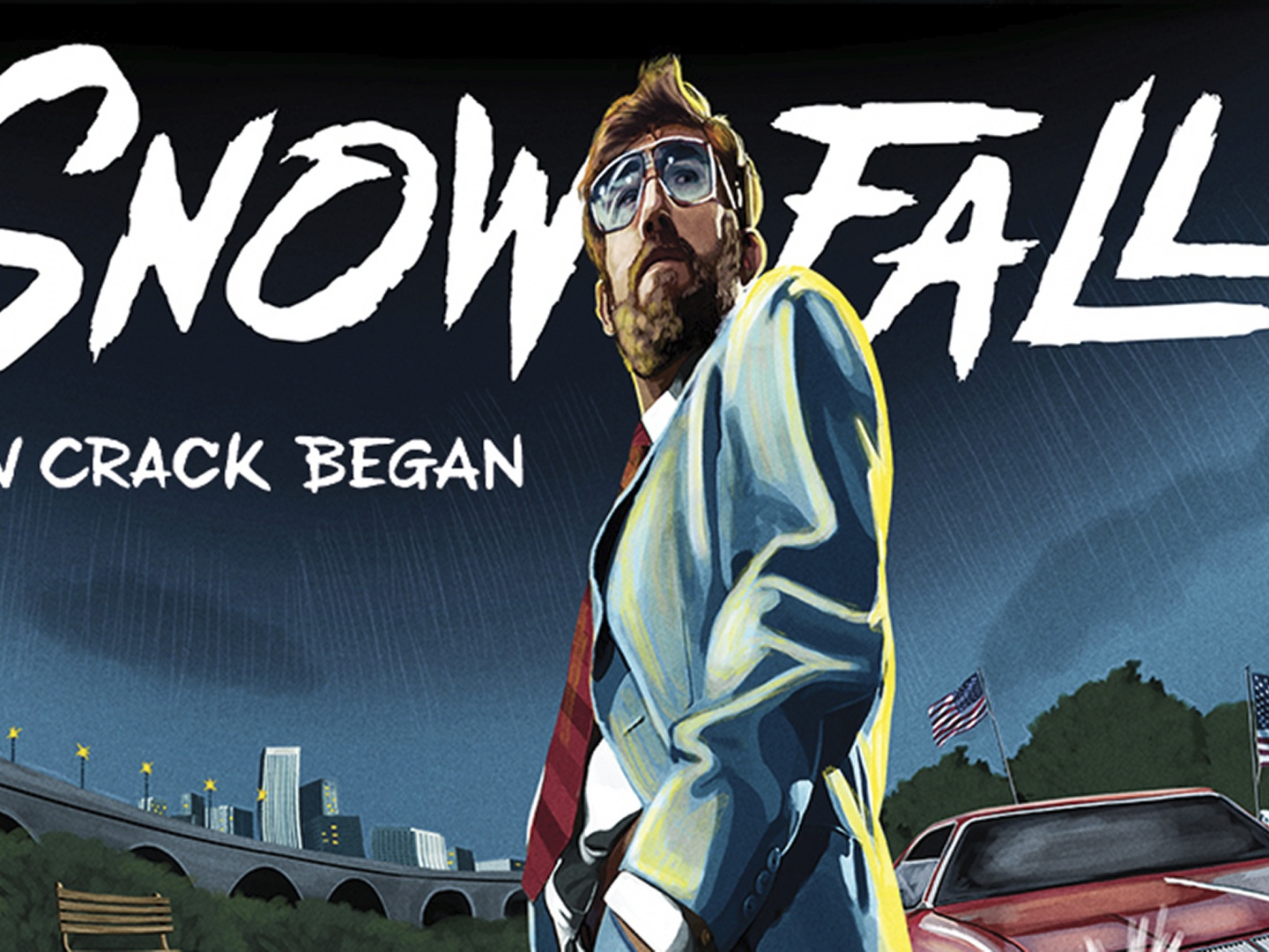 Snowfall billboard (Teddy) Thumbnail