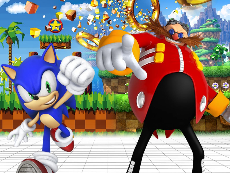 Sonic/Eggman Takeover Thumbnail