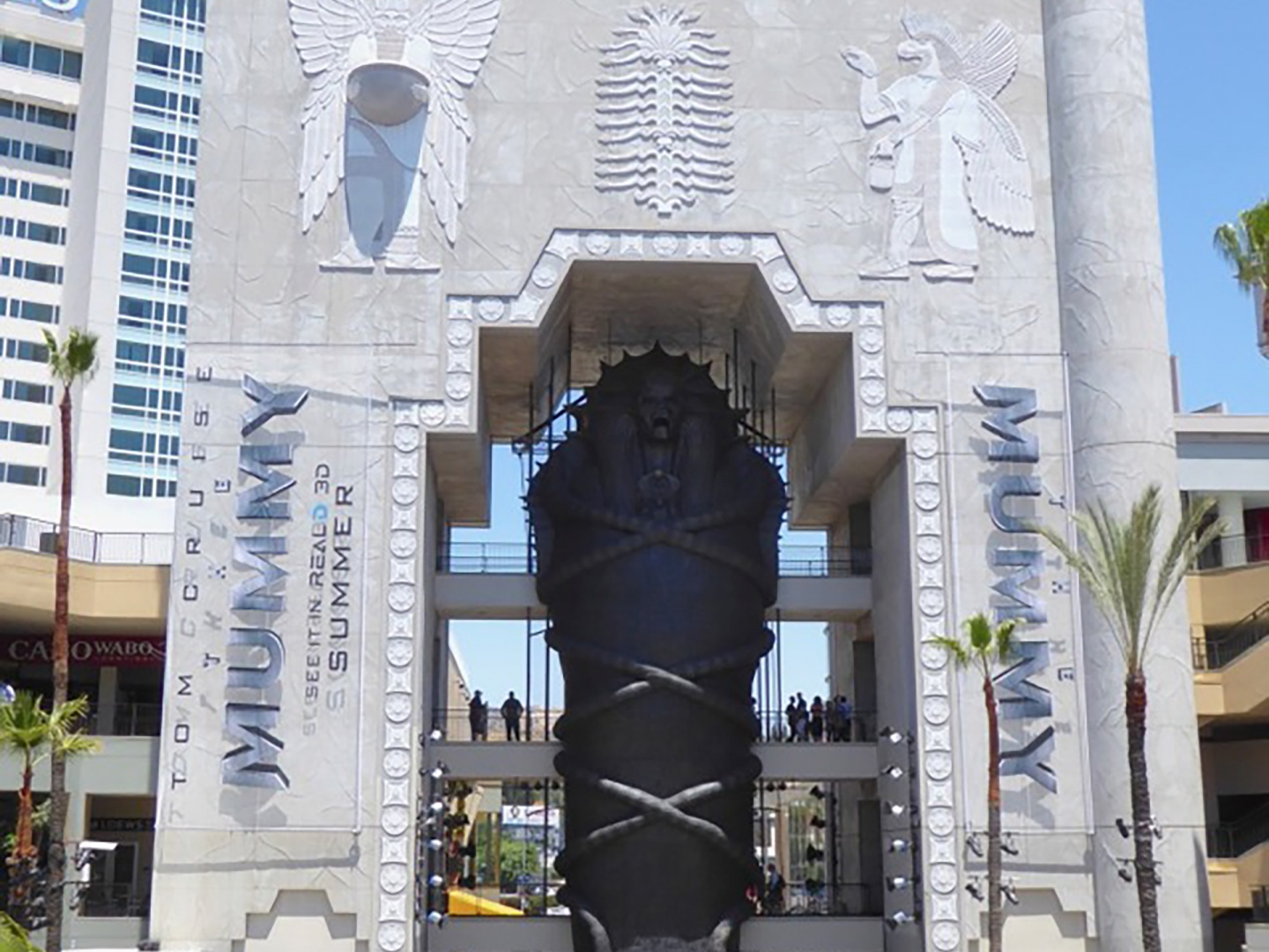 Hollywood & Highland Sarcophagus Thumbnail