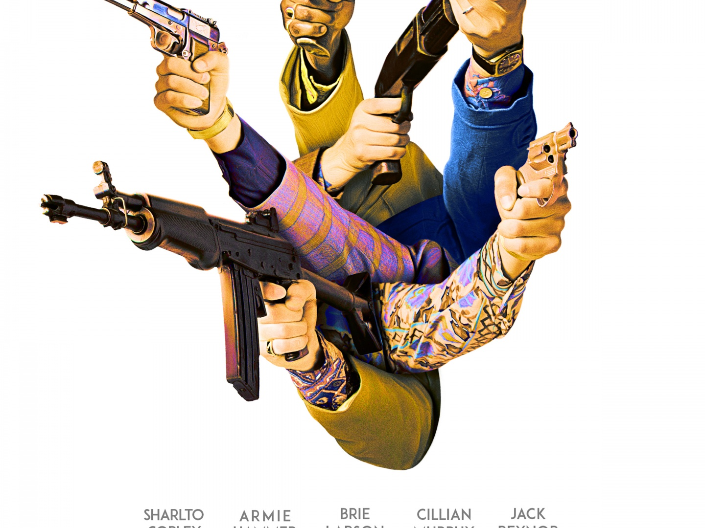 Free Fire One-Sheet Teaser Thumbnail