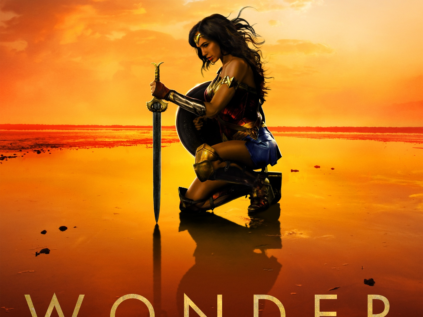 Wonder Woman One-Sheet Teaser Thumbnail