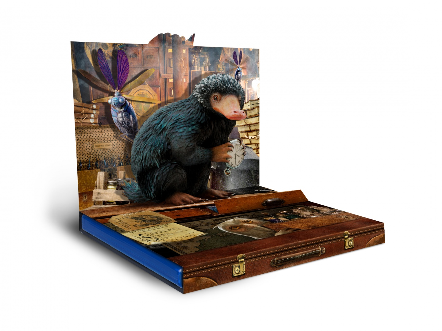 Fantastic Beasts and Where to Find Them: Newt's Case Pop-Up Packaging Thumbnail