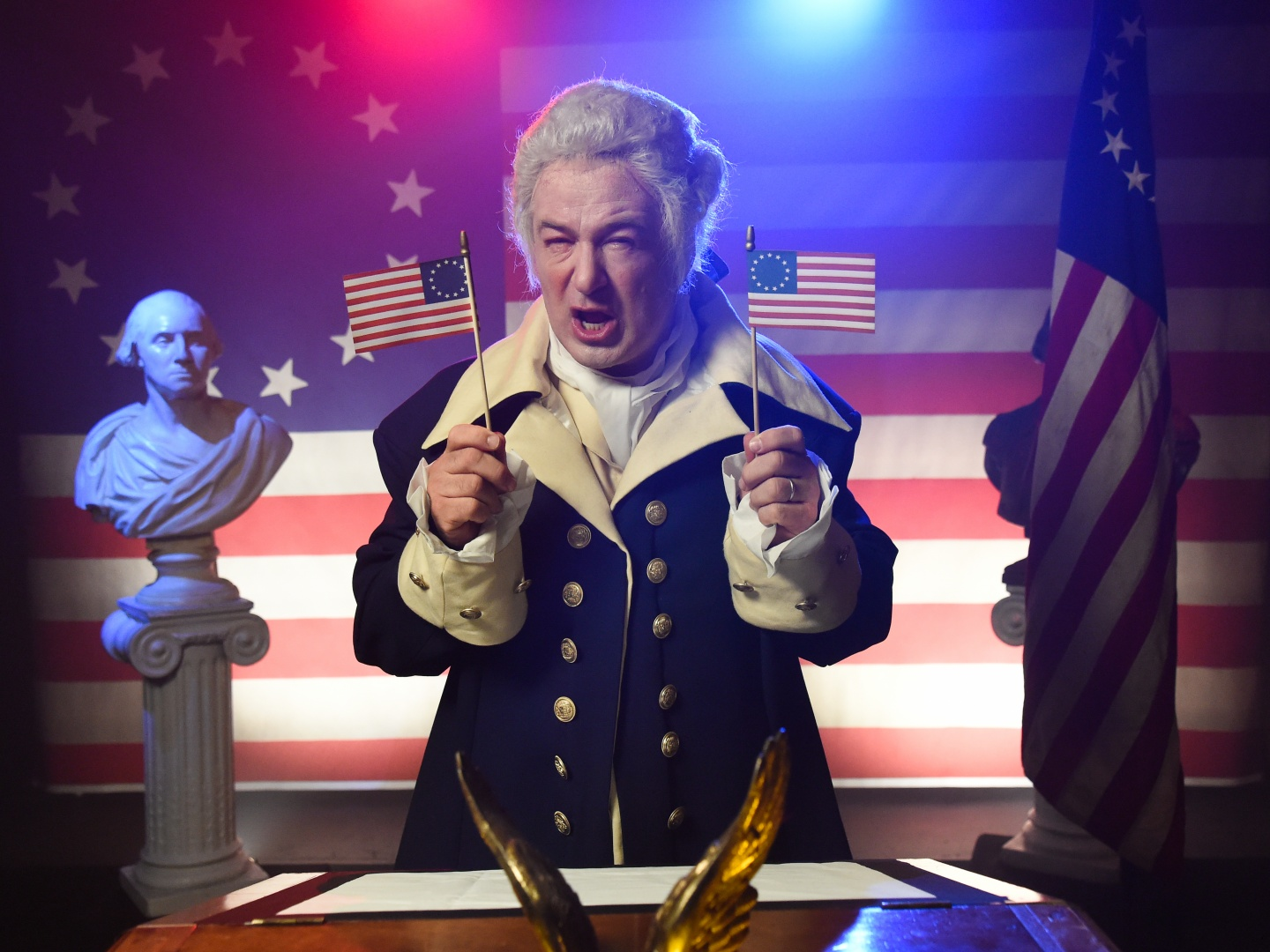 One Night Only: Alec Baldwin - Presidential Address Thumbnail