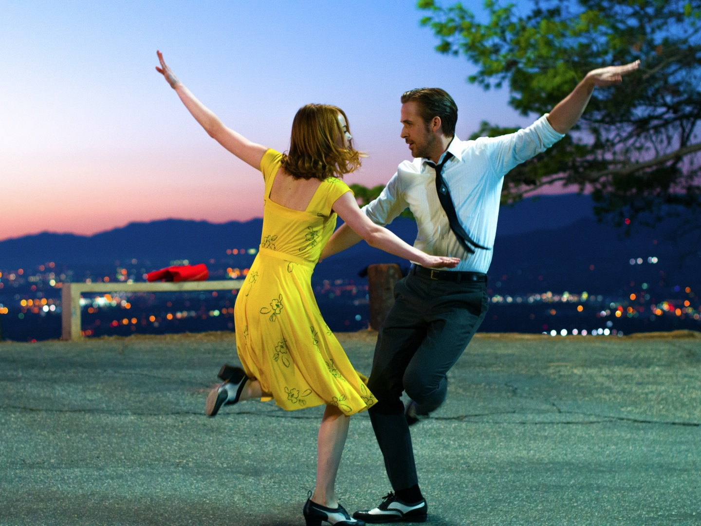 La La Land Integrated Campaign Thumbnail