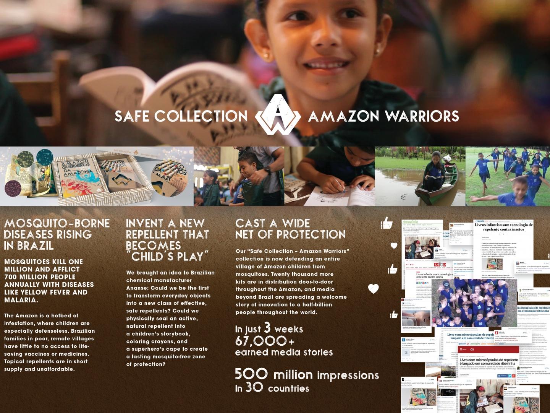 Amazon Warriors Safe Collection Thumbnail