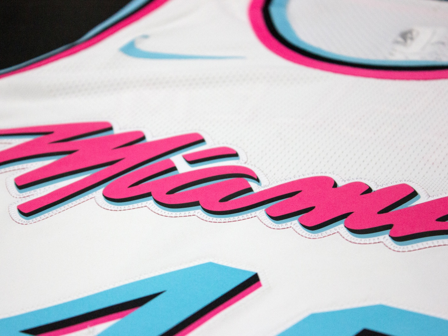Miami HEAT Vice Uniform Thumbnail