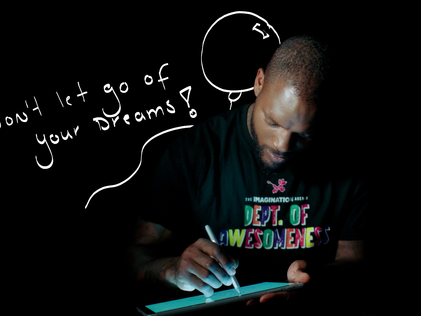 Image for Microsoft Create Change - Martellus Bennett