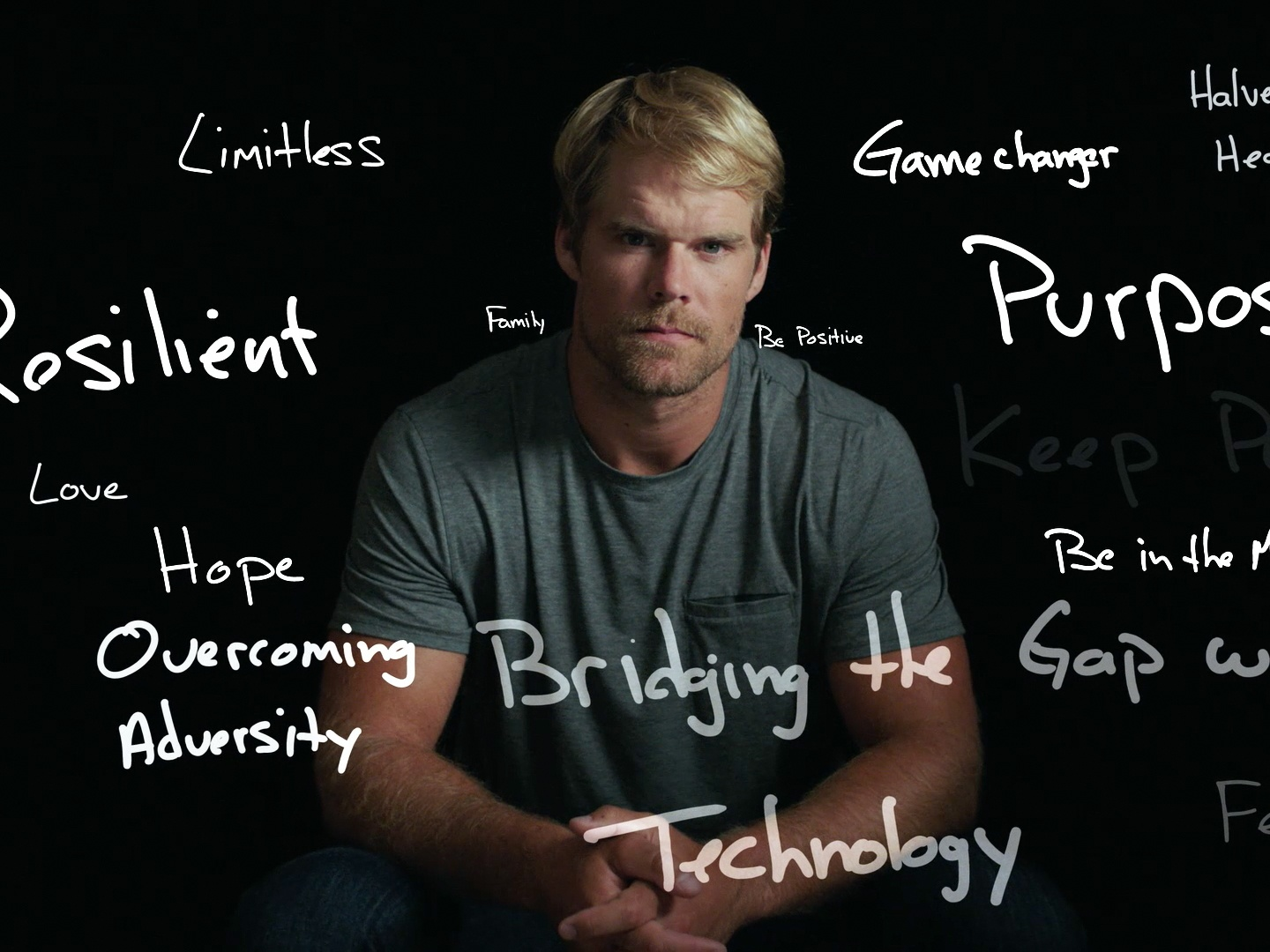 Image for Microsoft Create Change - Greg Olsen