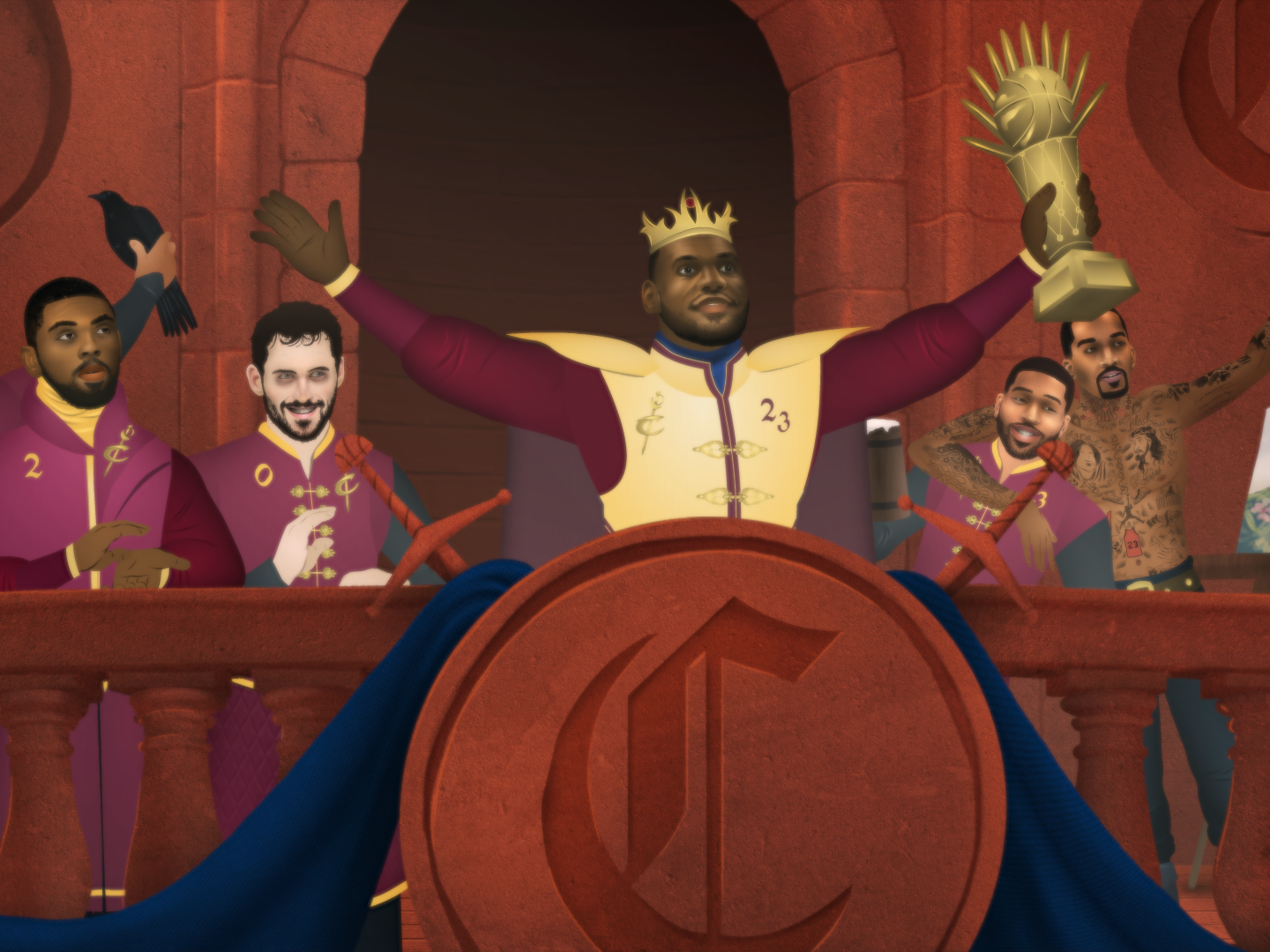 Game of Zones  Thumbnail