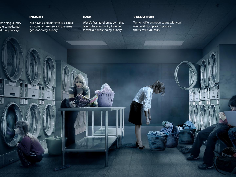 Adidas Laundrogym Thumbnail
