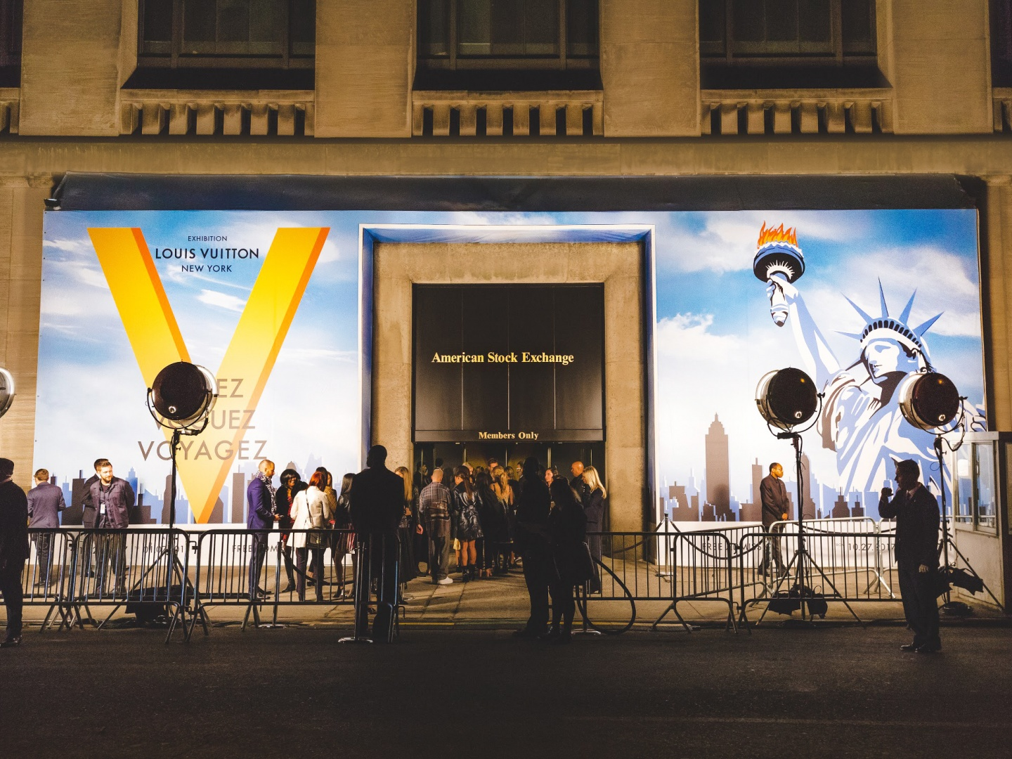 Louis Vuitton Volez, Voguez, Voyagez Exhibition New York Thumbnail