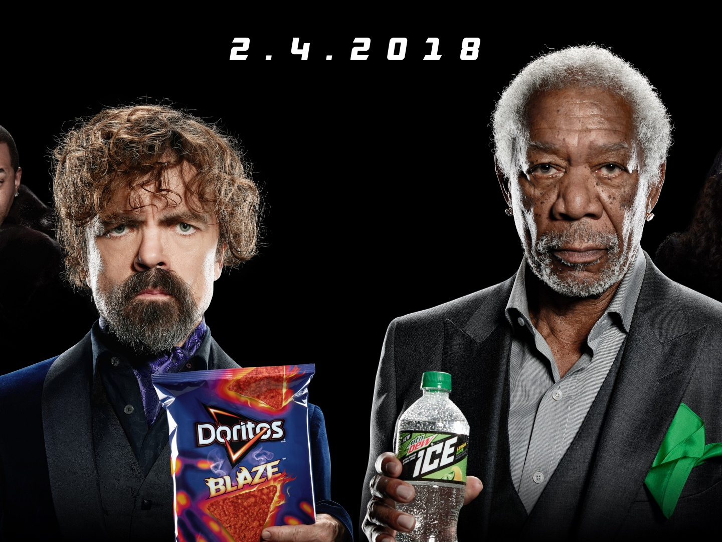 MTN DEW ICE vs DORITOS BLAZE: Super Bowl Commercial Thumbnail
