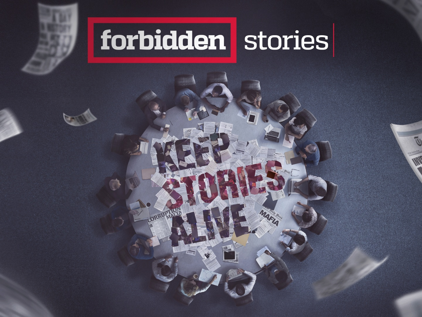 Forbidden Stories Thumbnail