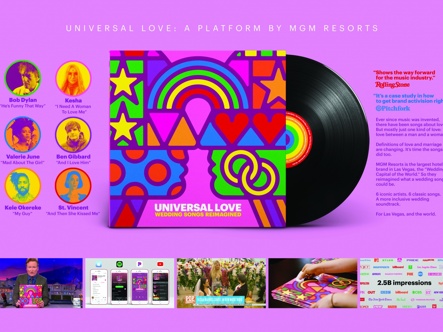 Universal Love Songs Thumbnail