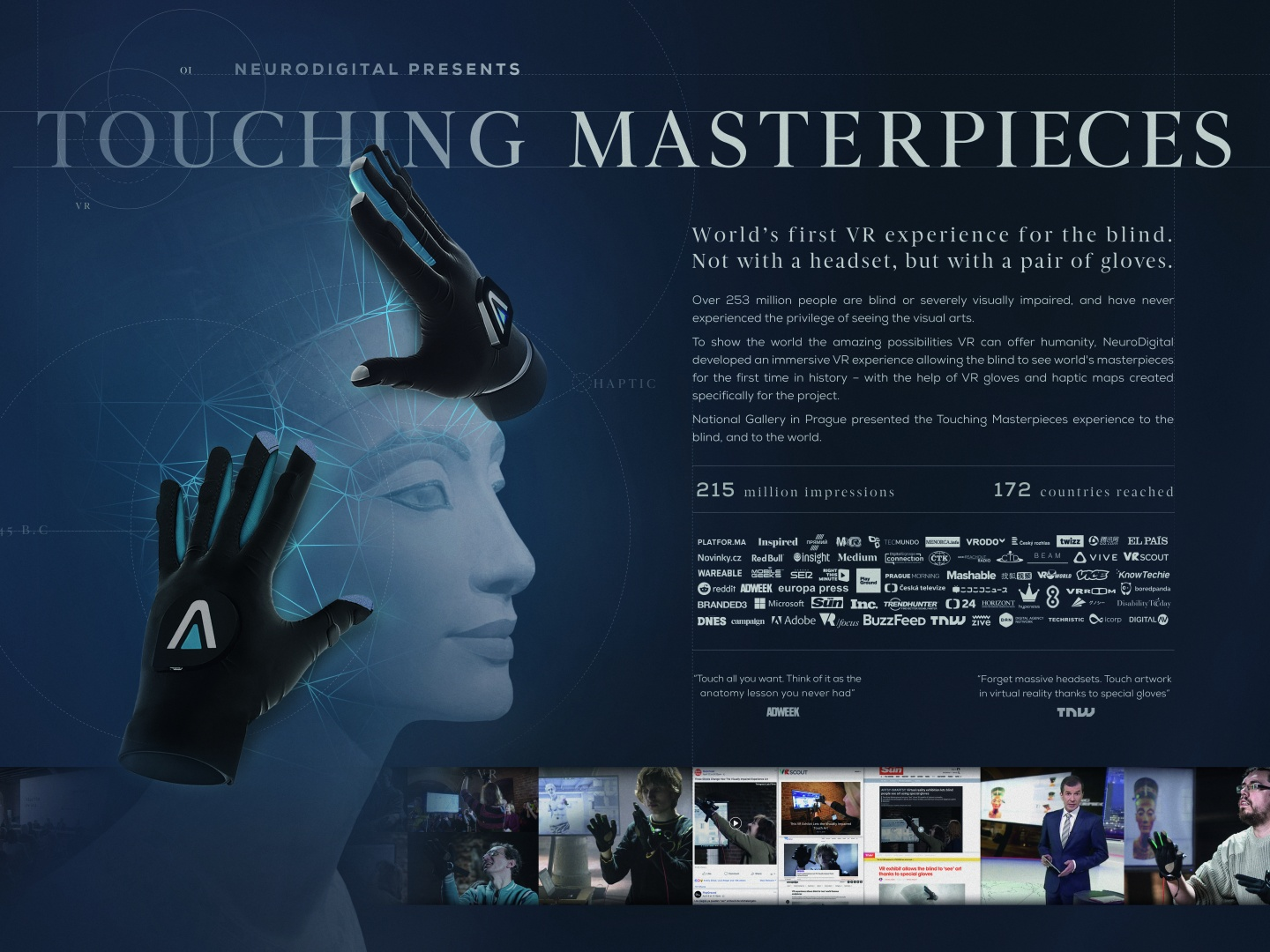Touching Masterpieces Thumbnail