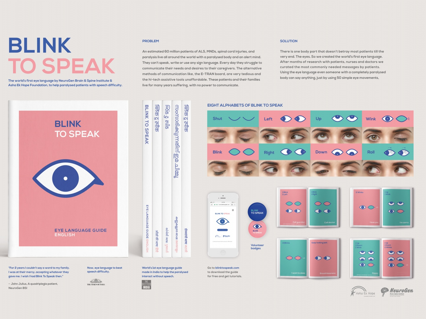 Blink To Speak Thumbnail