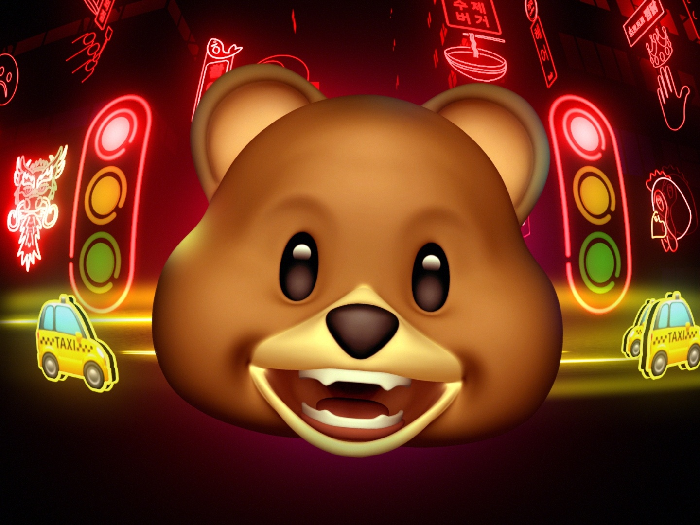 Image for Animoji - TV Campaign - Taxi Driver