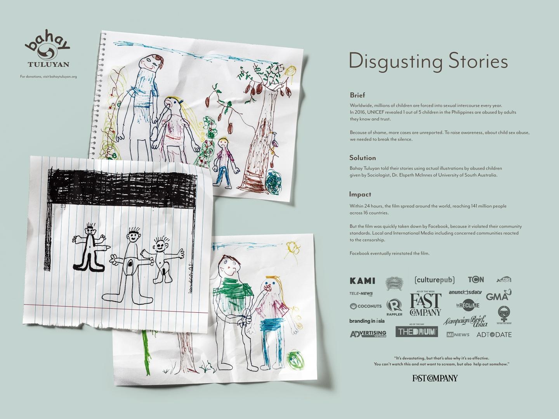 Disgusting Stories Thumbnail