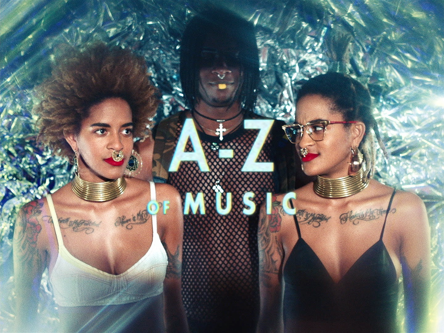 A-Z of Music Thumbnail