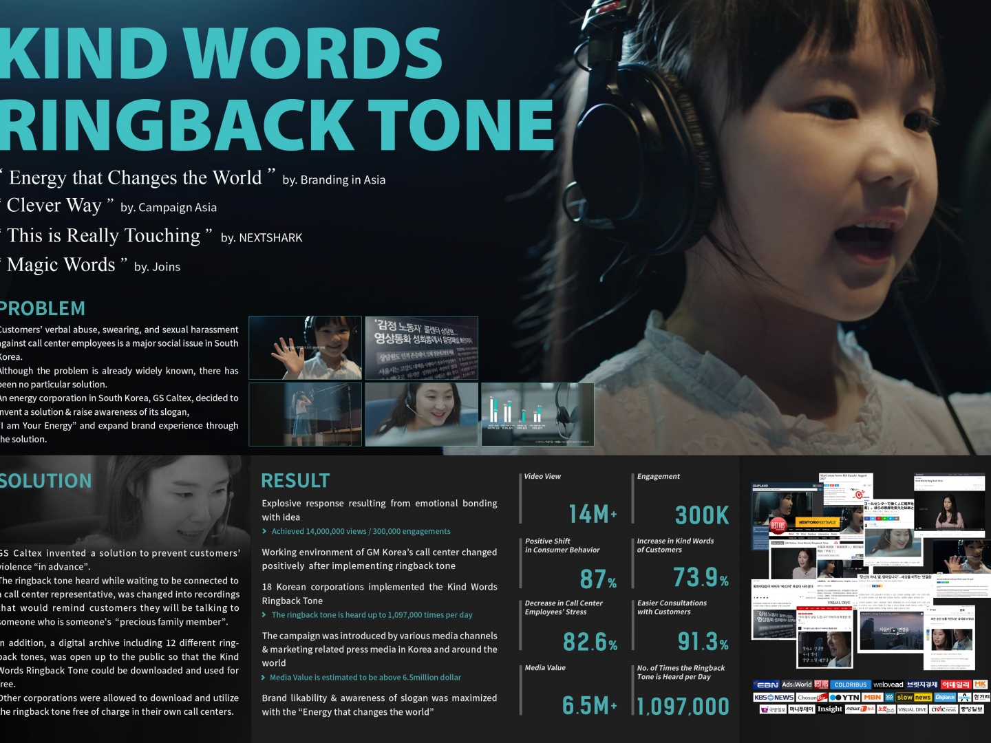 Kind Words Ringback Tone Thumbnail