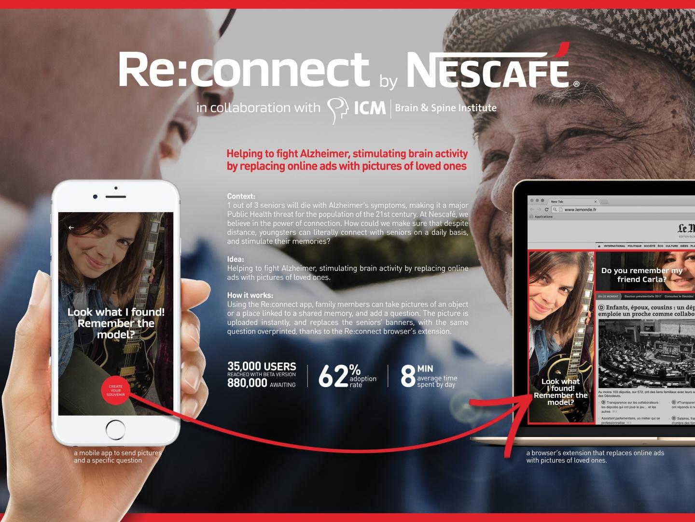 Nescafé Reconnect  Thumbnail