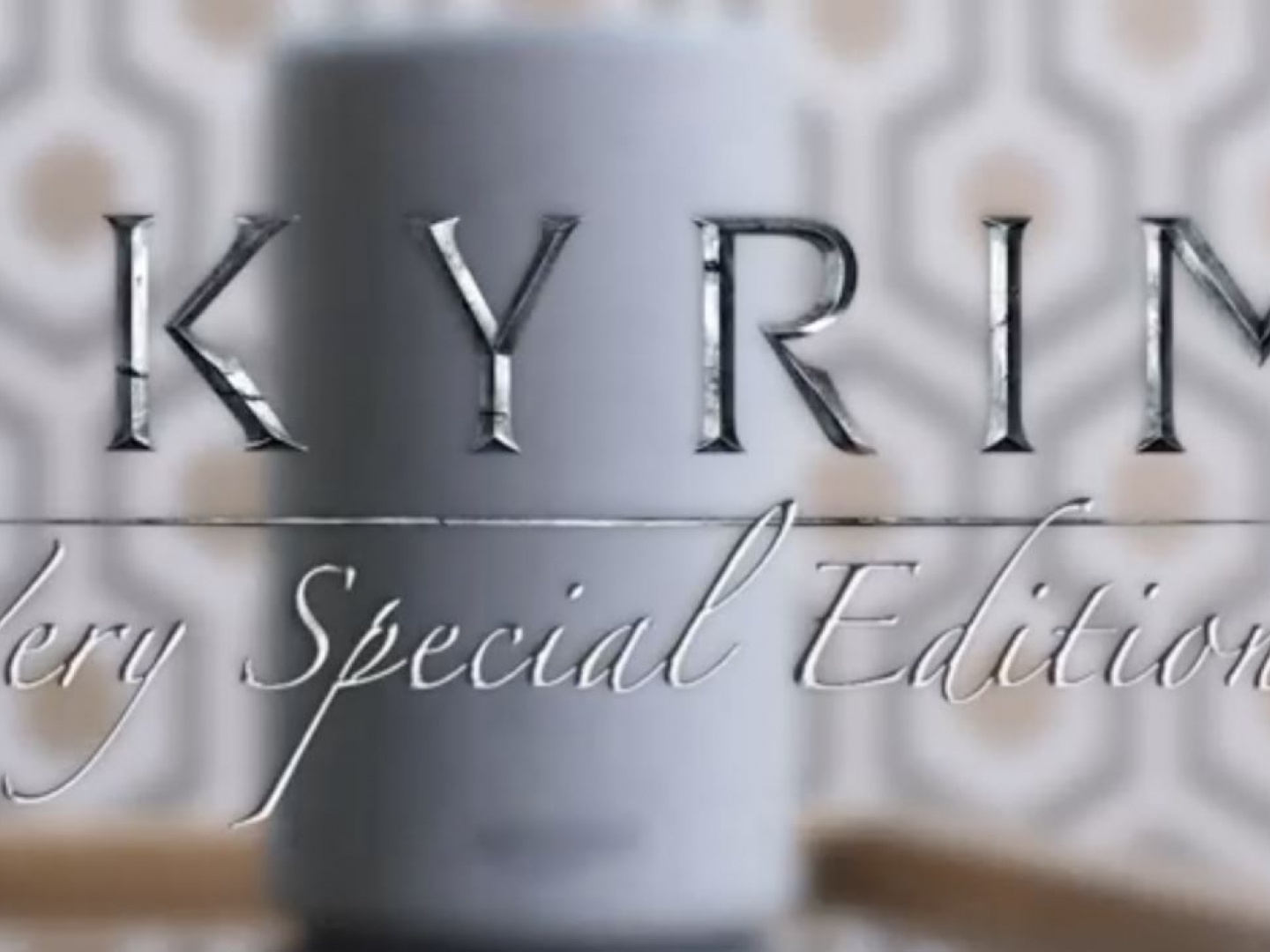 Skyrim: Very Special Edition: Official Trailer Thumbnail