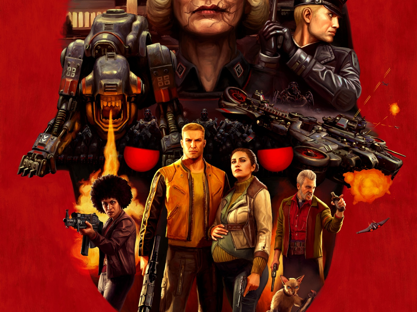 Wolfenstein II: The New Colossus Thumbnail