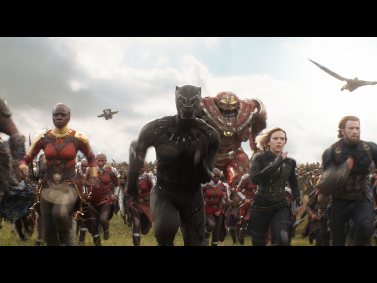 Image for Avengers Infinity War - Announce Trailer