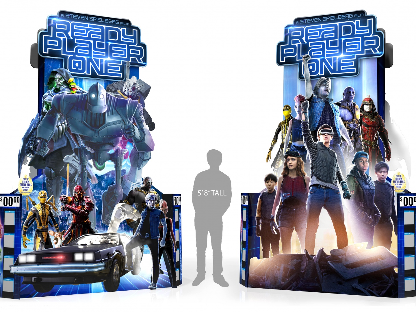 WM Ready Player One WOW Thumbnail